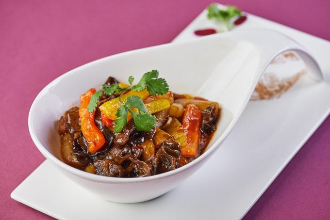 Sichuan-style eggplants 750₽