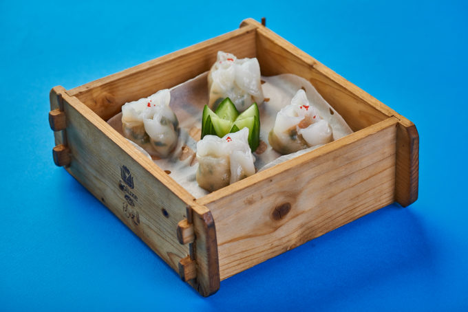 Dim sum with crab meat 950₽