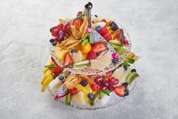 水果拼盘 5000₽