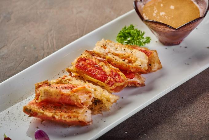 Сrab crab with Mao Thai sauce 3400₽