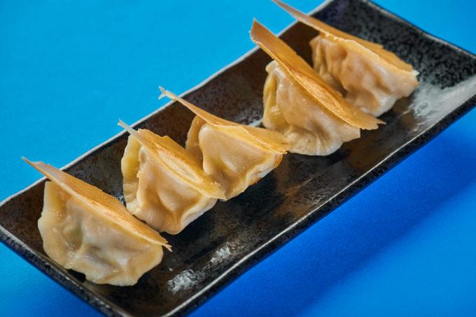 Fried Chinese dumplings 400₽